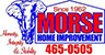 Morse Home Improvement Logo